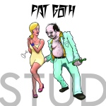 fat goth stud artwork